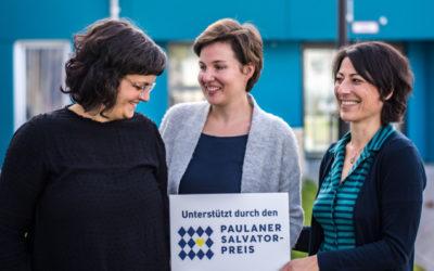 Paritätisches Kooperationsprojekt zur Flüchtlingshilfe gewinnt Paulaner Salvator-Preis