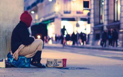 Jung, Arm und Obdachlos?