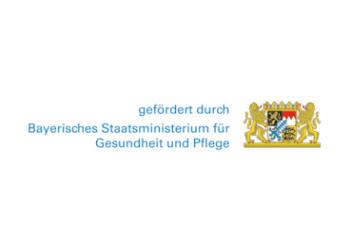 gefördert durch BAyerisches Staatsministerium für Gesundheit und Pflege