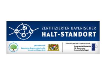Zertifizierter Bayrischer HALT Standort