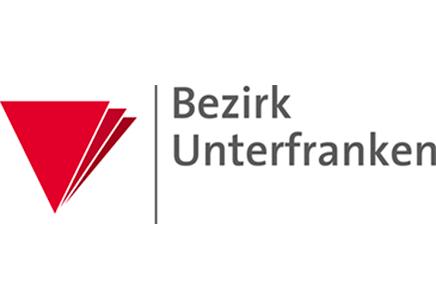 Logo Bezirk Unterfranken