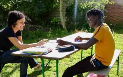 Augsburg: mehr Lernhilfen für easyContact JugendWG