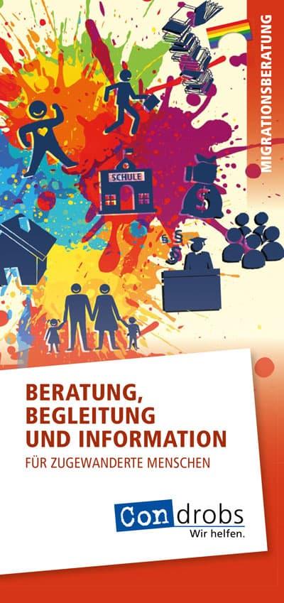 Beratung Begleitung und Information für zugewanderte Menschen